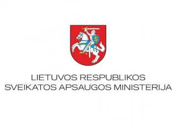 Kreipimasis į Sveikatos apsaugos ministeriją dėl medikamentinio nėštumo nutraukimo įteisinimo Lietuvoje