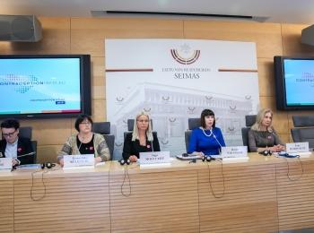 """Konferencija ,,Reprodukcinės ir seksualinės sveikatos apsaugos iššūkiai"""""""