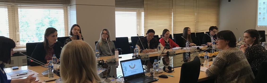 Kreipimasis į LR Prezidentą, LR Seimo Pirmininką ir LR Premjerą dėl hormonų spiralės kompensavimo lytiškai aktyvioms 15 – 20 m. amžiaus moterims