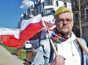 Moterų teisių aktyvistų iš Lenkijos istorijos: Darjušas – sukilėlis vardan lygybės (anglų k.)